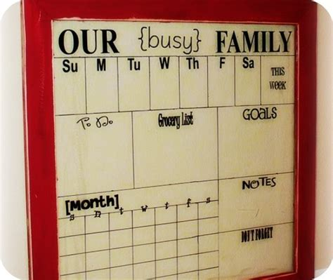 create this perpetual family photo calendar using a 1 how to make a perpetual glass dry erase calendar 187 curbly