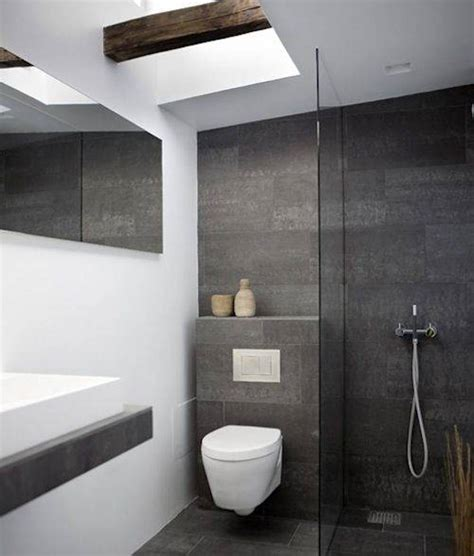bathroom colour ideas 2014 modern small bathroom design grey and white color schemes and wall mounted sink and toilet