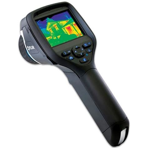 ir flir flir e30bx thermal imaging ir hire