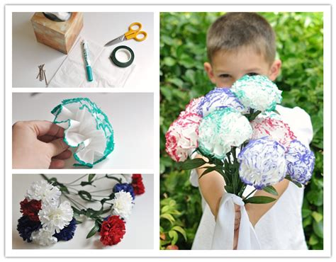 How To Make Tissue Paper Roses Step By Step - how to make tissue paper flowers step by step 28 images