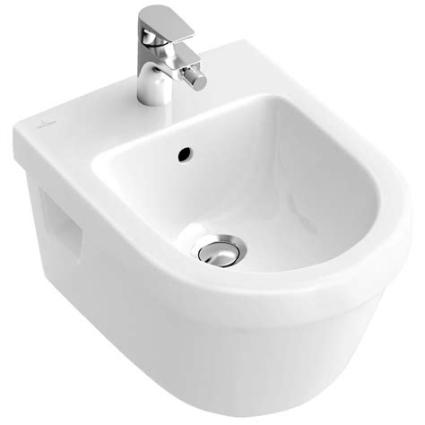 Bidet Design by Villeroy Boch Architectura Wand Bidet Design 54840001