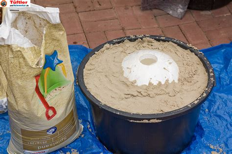 gartendekoration betonkugel selbst gemachttueftler und