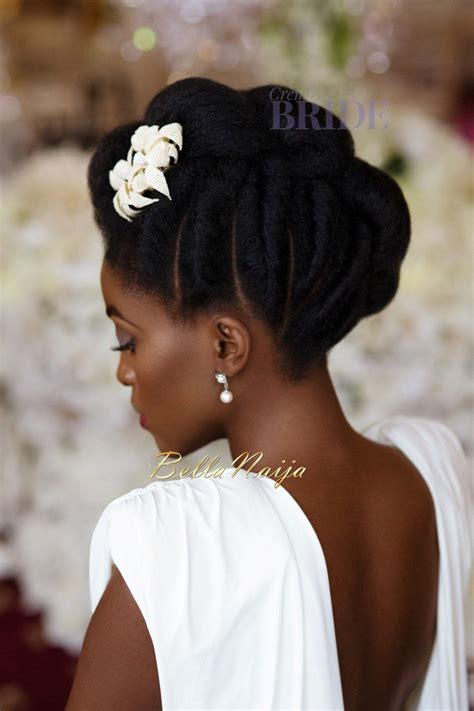 afro hairstyles for brides bn bridal beauty the natural beaut 233 dionne smith