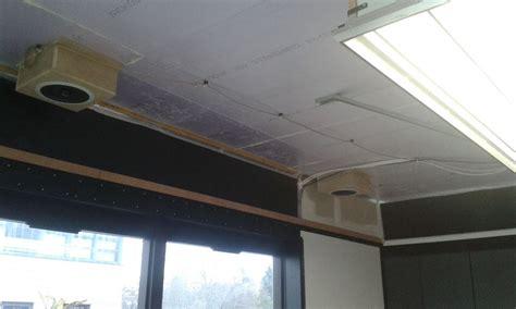 Pose D Un Plafond Tendu by Pose D Un Plafond Tendu Avec Bande Lumineuse Lm Plafond