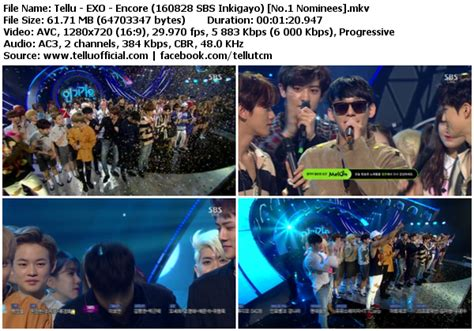 download mp3 exo lotto download perf exo lotto encore sbs inkigayo 160828