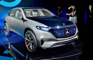 Mercedes Future Electric Cars Generation Eq Mercedes Electric Future Starts Right Here