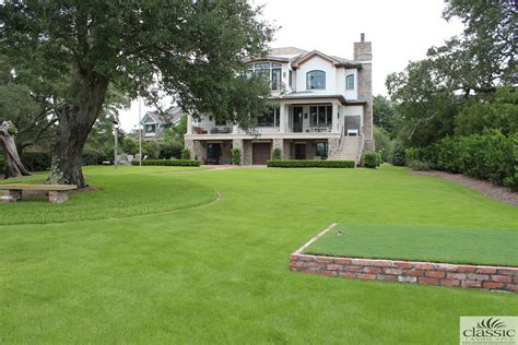classic landscapes landscaping and design wilmington nc
