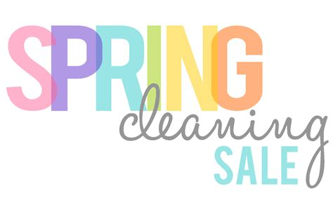 When Is Spring Cleaning | the paper pickle co spring cleaning fever spellbinders