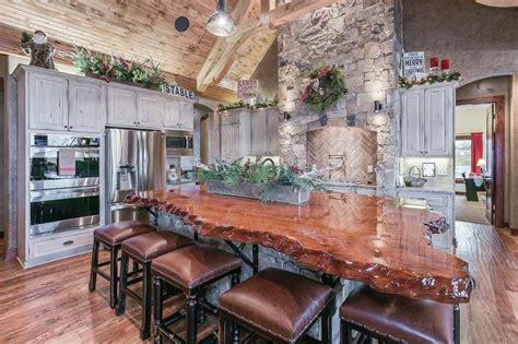 Rustic Wood Bar Tops Rustic Kitchen Countertops Redwood Burl Inc