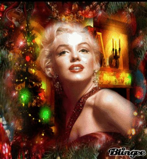 merry christmas marilyn monroe