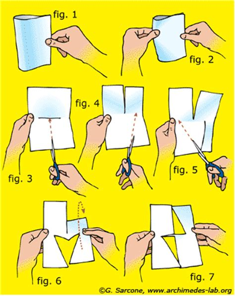 Cool Paper Folding Tricks - puzzles to make impossible pyramid puzzle