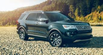 Ford Explorer Colors 2016 Ford Explorer Sport