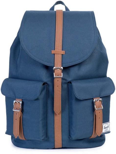 Herschel Dawson Backpack herschel rucksack mit laptopfach 187 dawson backpack navy