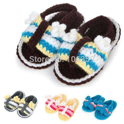 knitted baby flip flops pattern popular knitting patterns slippers buy cheap knitting