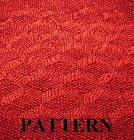 Stich Motif 3d 61 best baby blankets images on knitting patterns knit patterns and knitting stitches