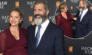 Hacksaw Ridge Watch Online 123 Mel Gibson S Beard And Teresa Palmer Attend Hacksaw Ridge