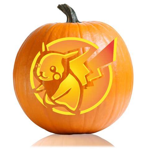 pikachu pumpkin stencil ultimate pumpkin stencils
