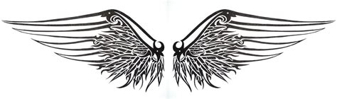 gothic wings by swarzeztier on deviantart
