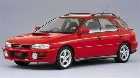 subaru rsti wagon the top 20 high performance station wagons of all