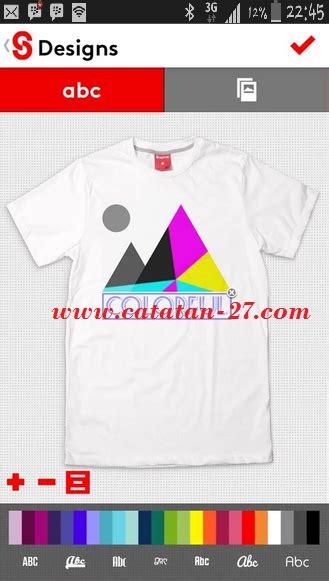 Tshirt T Shirt Kaos Android 1 3 aplikasi terbaik untuk membuat desain baju di android