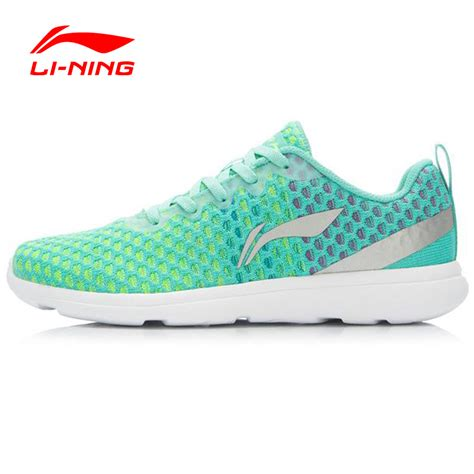 light up running shoes li ning outdoor running shoes light mesh breathable
