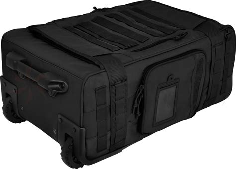 rugged carry on luggage hazard 4 air support rugged rolling carry on luggage black knifecenter lug arsp blk