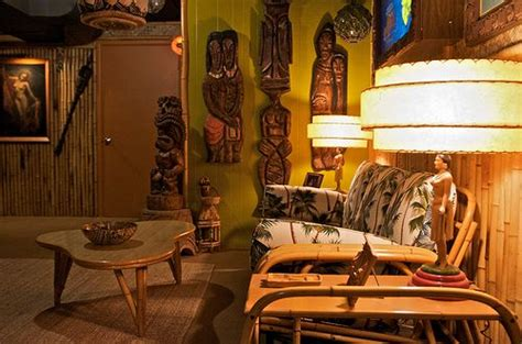 tiki themed bedroom 11 best images about 50s living on pinterest bamboo