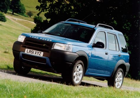 land rover freelander 2003 land rover freelander station wagon 1997 2003 photos