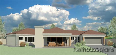 houseplans net four bedroomed house plans in modern house