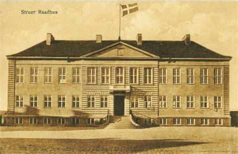 poulsen lade postkort fra struer r 229 dhuset