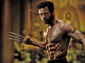 Bidet Cover Hugh Jackman A K A The Wolverine Lean Ripped And