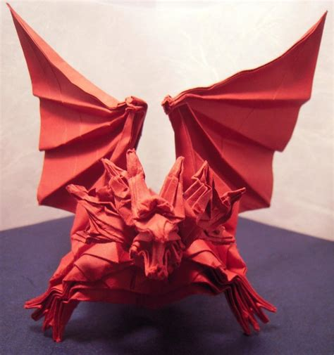 Origami Ancient Tutorial - ancient by whosat on deviantart