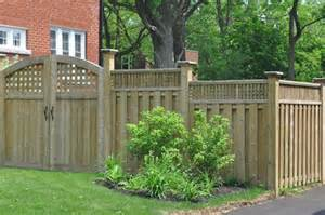 Design For Lattice Fence Ideas 16 Amazing Wooden Fence Design Ideas Evercoolhomes