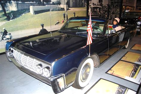 kennedy cars  collections  museums
