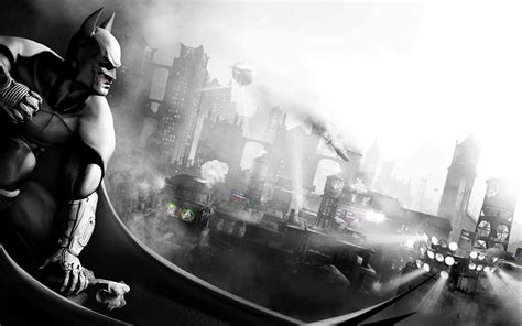 Arkham City batman arkham city wallpaper