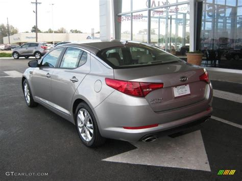 Kia Optima Satin Metal Satin Metal 2011 Kia Optima Ex Exterior Photo 41150284