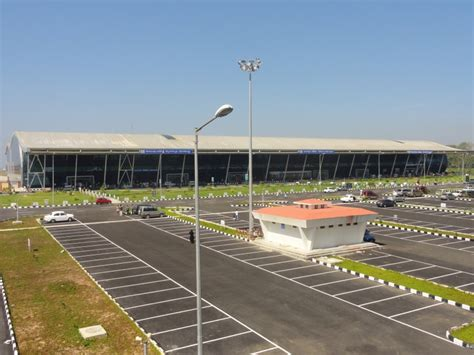 2 4a Intl new international airport terminal thiruvananthapuram
