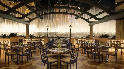 best restaurants in bellagio prime steakhouse classic refined bellagio las vegas
