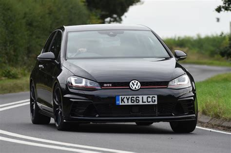 Golf Auto Uk by Volkswagen Golf Gti Clubsport Edition 40 Uk Review