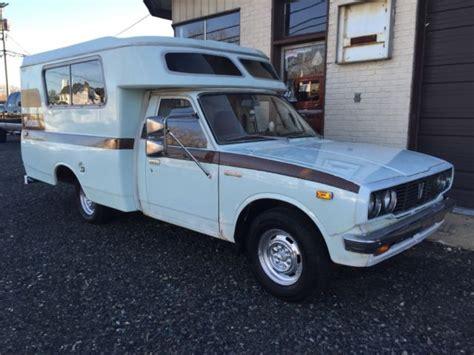 toyota mobile home 1977 toyota chinook rv autos post