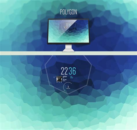Rainmeter Detox by Polygon By Supermix1337 On Deviantart