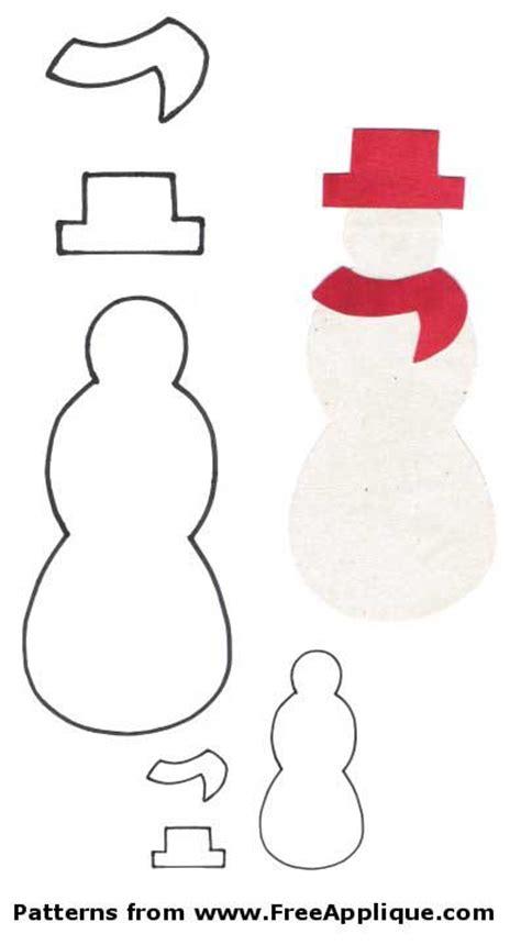 printable snowman craft patterns snowman pattern new calendar template site