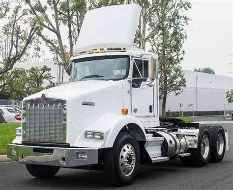 kenworth t800 semi truck kenworth t800 2016 daycab semi trucks