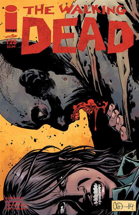 the walking dead book 14 the walking dead 128 sneak preview