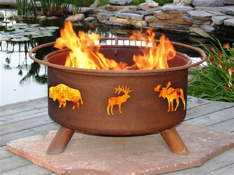 Feuerschale Gas by Image Of Outdoor Pits Ideas Best Pit All Home