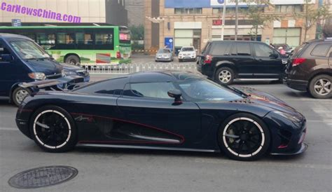 koenigsegg pink koenigsegg agera r blt is out and on the road in china