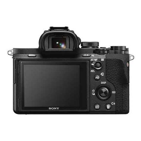 Sony Mirrorless A7 Fe 50mm F 1 8 sony a7 ii kit fe 55mm f 1 8 za harga dan spesifikasi