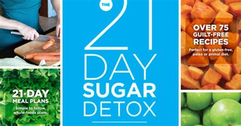 5 Day Sugar Detox by The 21 Day Sugar Detox Plan 5 Things Never Told You