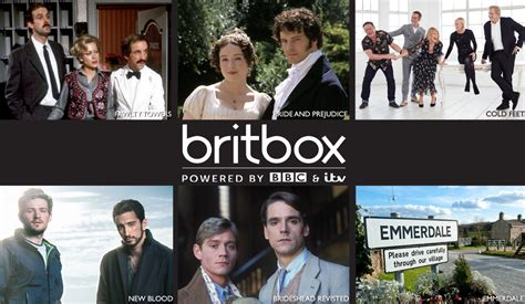 britbox on tv britbox new service from and itv to bring