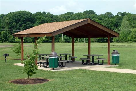 Pavillon Im Park by O Fallon Parks And Recreation Sports Park